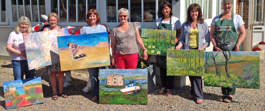 Impressionism Painting weekends