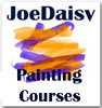 JoeDaisy painting courses